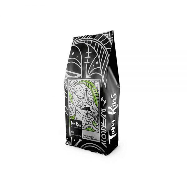 قهوه تامکینز 80 درصد عربیکا