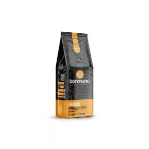 قهوه اسپرسو مانوکا بن مانو