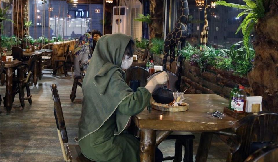 محدودیت کرونایی کافه ها و رستورانهای البرز