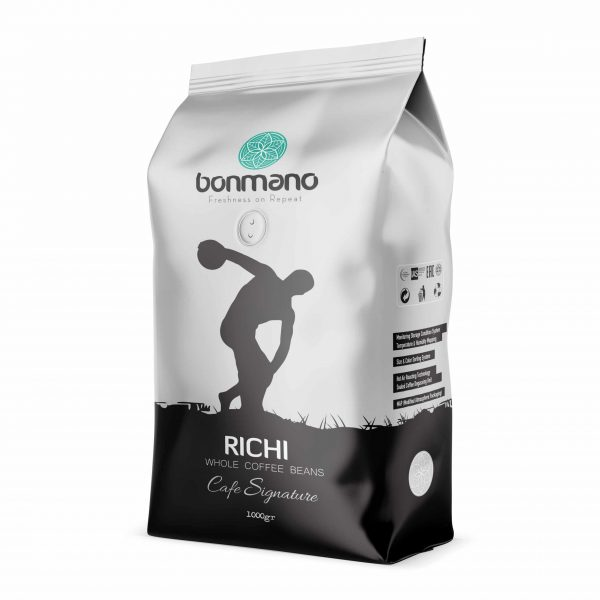 قهوه اسپرسو بن مانو ریچی