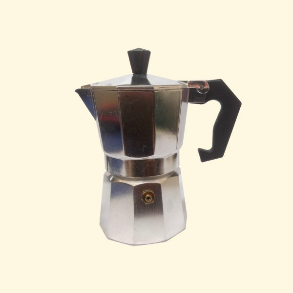قهوه جوش اسپرسو ساز 3 کاپ طرح کلاسیک